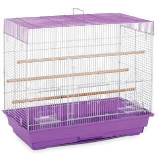 Prevue Pet Products Flight Cage (Option: Lilac)