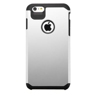 INSTEN Dual Layer Hybrid Rubberized Hard PC/ Soft Silicone Phone Case Cover For Apple iPhone 6 Plus