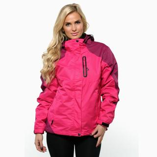 Pulse Women's Fuchsia Pink 3 in 1 Systems Jacket