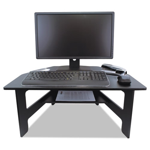 Victor High Rise Stand-Up Desk Converter