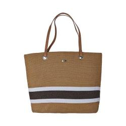 Women's Cappelli Straworld BAG1003 Tote Toast