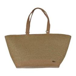 Women's Cappelli Straworld BAG1011 Tote Gold