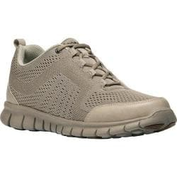 Men's Propet McLean Mesh Bungee Lace Shoe Sand Mesh|https://ak1.ostkcdn.com/images/products/98/192/P18133033.jpg?impolicy=medium