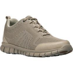 Men's Propet McLean Mesh Bungee Lace Shoe Sand Mesh