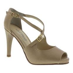 Women's Rose Petals by Walking Cradles Lissa Ankle Strap Sandal New Nude Kid https://ak1.ostkcdn.com/images/products/98/240/P18138381.jpg?impolicy=medium