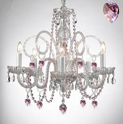 Empress Crystal Plug In Chandelier Lighting - Thumbnail 0