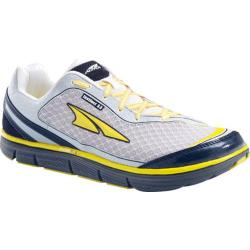 Men's Altra Footwear Instinct 3.5 Running Shoe Cyber Yellow/White