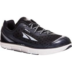 Women's Altra Footwear Intuition 3.5 Running Shoe Black/Silver
