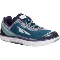 Women's Altra Footwear Intuition 3.5 Running Shoe Hemlock/Pewter