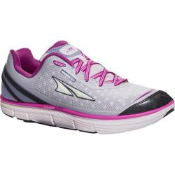 Women's Altra Footwear Intuition 3.5 Running Shoe Orchid/Silver