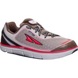 Women's Altra Footwear Intuition 3.5 Running Shoe Shitake/Sugar Coral