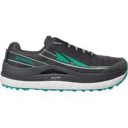 Women's Altra Footwear Olympus 2.0 Trail Shoe Charcoal/Peacock