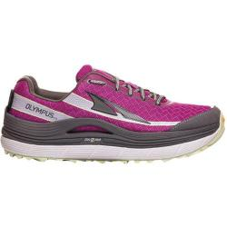 Women's Altra Footwear Olympus 2.0 Trail Shoe Orchid/Gray