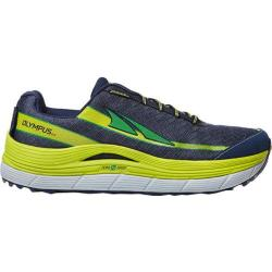 Men's Altra Footwear Olympus 2.0 Trail Shoe Navy/Lime