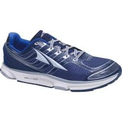 Men's Altra Footwear Provision 2.5 Running Shoe Navy/Silver