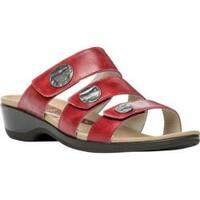 Women's Propet Annika Slide Cayenne Patent Leather
