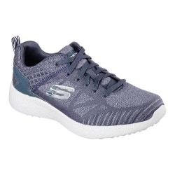 Men's Skechers Energy Burst Deal Closer Training Shoe Navy/Gray