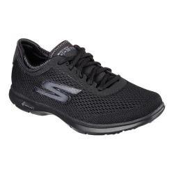 Women's Skechers GO STEP Sport Lace Up Shoe Black