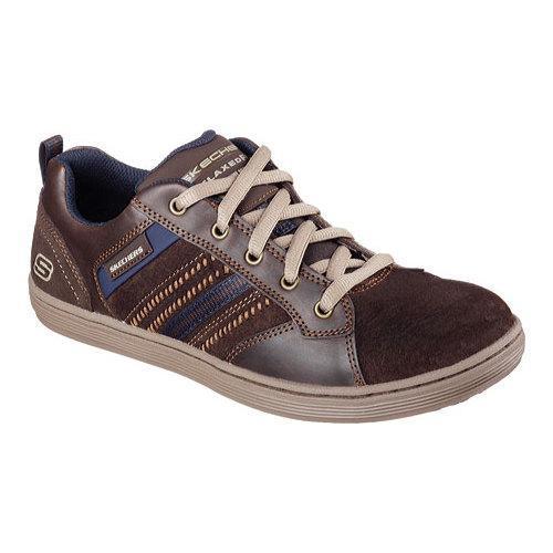 Discount Skechers Sorino Evole, Men s Low Top Sneakers Brown