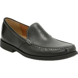 Men's Bostonian Frayne Walk Slip-On Black Leather