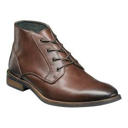Men's Nunn Bush Hawley Chukka Boot Brown Leather