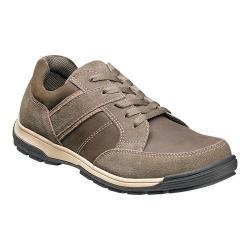 Men's Nunn Bush Layton Sport Oxford Stone Leather/Suede