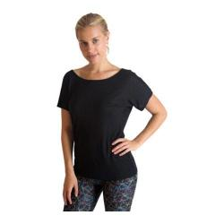 Women's Be Up Whimsical Tee Black