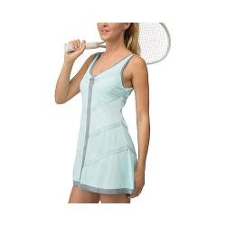 Women's Fila Net Set Dress Aqua