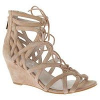 Women's Kenneth Cole New York Dylan Gladiator Sandal Buff Kidsuede