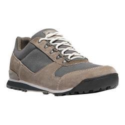 Men's Danner Jag Low 3in Hiking Shoe Timberwolf/Dark Shadow Suede/Canvas