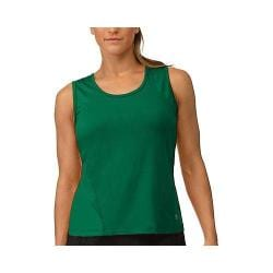 Women's Fila Core Full Coverage Tank Team Forest Green