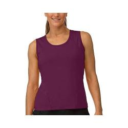 Women's Fila Core Full Coverage Tank Team Maroon