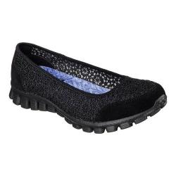 Women's Skechers EZ Flex 2 Flighty Ballet Flat Black