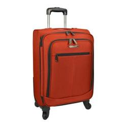 Traveler's Choice Merced Lightweight 22in Spinner Luggage Orange