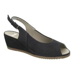 Women's ara Colleen 37120 Navy Nubuck