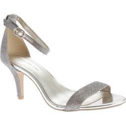 Women's Bandolino Madia Sandal Gold Fabric