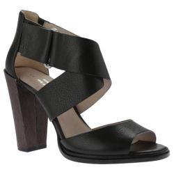 Women's Kenneth Cole New York Sora Sandal Black Leather