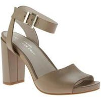 Women's Kenneth Cole New York Toren Ankle Strap Sandal Tortora Leather