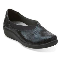 Women's Clarks Sillian Jetay Black Mini Diamond