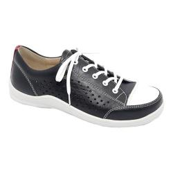 Women's Finn Comfort Charlotte Soft Black/White/Red