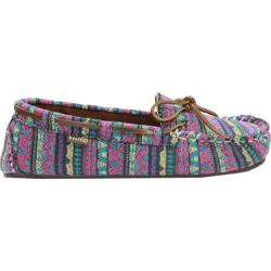 Women's Lamo Sabrina Moc II Tribal Blue