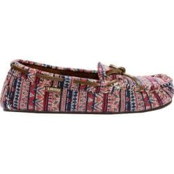 Women's Lamo Sabrina Moc II Tribal Red