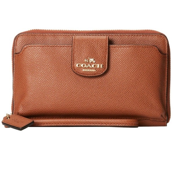 Coach Pocket Universal Leather Phone Wallet - Free Shipping Today ...