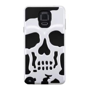 INSTEN Dual Layer Hybrid Rubberized Hard PC/ Soft Silicone Phone Case Cover For Samsung Galaxy Note 4|https://ak1.ostkcdn.com/images/products/9800260/P16967883.jpg?impolicy=medium