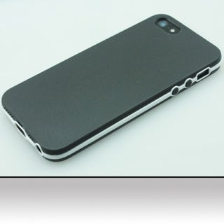 INSTEN Plain TPU Rubber Candy Skin Phone Case Cover For Apple iPhone 5/ 5S/ SE