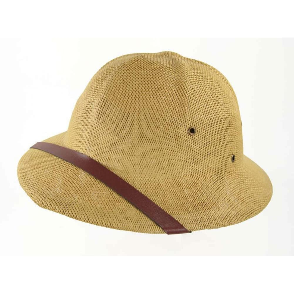 Adult Safari Pith Costume Hat (Tan), Men's, Size One Size...