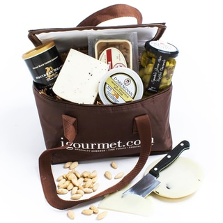 igourmet Truffle Lover's Collection with Gift Cooler
