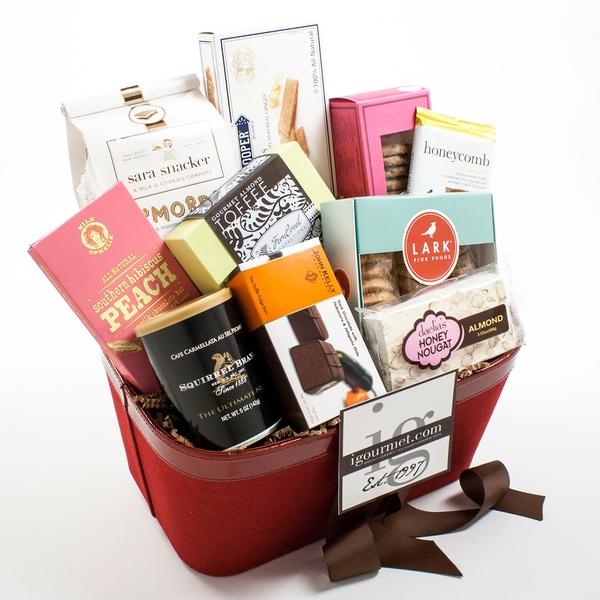 igourmet Ultimate Sweet Cravings Gift Basket