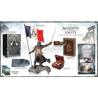 Xbox One - Assassin's Creed Unity Collector's Edition