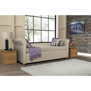 Avenue Greene Sophia Upholstered Trundle/ Daybed